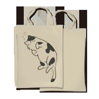 環保提袋(單面/直式)