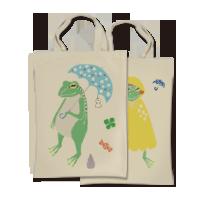 環保提袋(直式雙面)