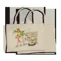 環保提袋(單面/橫式)