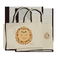 環保提袋(橫式雙面)