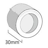 30mm紙膠帶